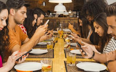 La dieta digital de Daniel Sieberg